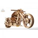 Wooden 3D Puzzle - Bike