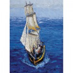 Puzzle  Art-Puzzle-4154 Sailing Boat