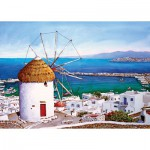 Puzzle  Art-Puzzle-4184 Greece : Mykonos