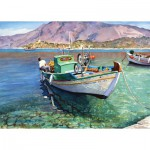 Puzzle  Art-Puzzle-4186 Boat : Panormitis