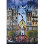 Puzzle  Art-Puzzle-4199 Dream Street