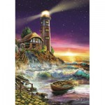 Puzzle  Art-Puzzle-4210 The Lighthouse