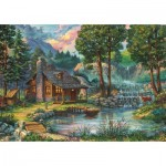 Puzzle  Art-Puzzle-4223 Fairytale House