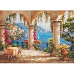 Puzzle  Art-Puzzle-4280 Dream Terrace
