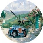 Art-Puzzle-4296 Puzzle Clock