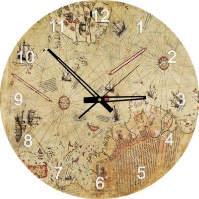 Art-Puzzle-4297 Puzzle Clock