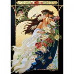 Puzzle  Art-Puzzle-4331 Romantic Couple