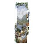 Puzzle  Art-Puzzle-4335 Peter Motz : Lago Maggiore