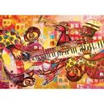 Puzzle  Art-Puzzle-4362 Orchestra