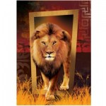 Puzzle  Art-Puzzle-4374 King of the Jungle