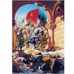 Puzzle  Art-Puzzle-4385 Conquest of Istanbul