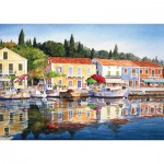 Puzzle  Art-Puzzle-4412 Greece : Fiscardo