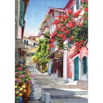 Puzzle  Art-Puzzle-4414 Greece : Parga