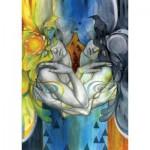Puzzle  Art-Puzzle-4444 Duality