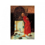 Puzzle  Art-Puzzle-4452 Osman Hamdi Bey: The Turtle Trainer