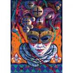 Puzzle  Art-Puzzle-4460 Carnival