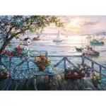 Puzzle  Art-Puzzle-4463 Treasures of the Sea
