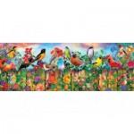 Puzzle  Art-Puzzle-4475 Spring Birds