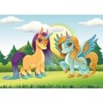 Puzzle  Art-Puzzle-4500 XXL Pieces - Little Pegasus