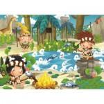 Puzzle  Art-Puzzle-4508 Picnic