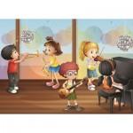 Puzzle  Art-Puzzle-4510 Orchestra