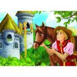 Puzzle  Art-Puzzle-4521 Raiponce