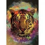 Puzzle  Art-Puzzle-4529 Tiger