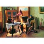 Puzzle  Art-Puzzle-4540 Gramophone