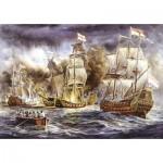 Puzzle  Art-Puzzle-4549 Naval War