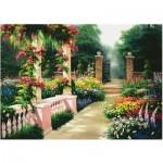 Puzzle  Art-Puzzle-4570 Eden Garden