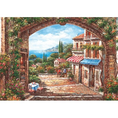 Puzzle Art-Puzzle-4583 To the Sea
