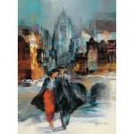 Puzzle  Art-Puzzle-4604 Willem Haenraets : Romance I