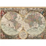 Puzzle  Art-Puzzle-4631 World Map