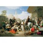 Puzzle  Art-Puzzle-4706 Jean-Léon Gérôme: Slave Market