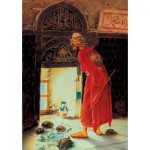 Puzzle  Art-Puzzle-4713 Osman Hamdi Bey: The Turtle Trainer