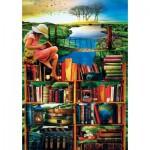 Puzzle  Art-Puzzle-5174 Traveler