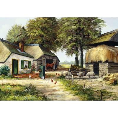 Puzzle Art-Puzzle-5181 Farm House