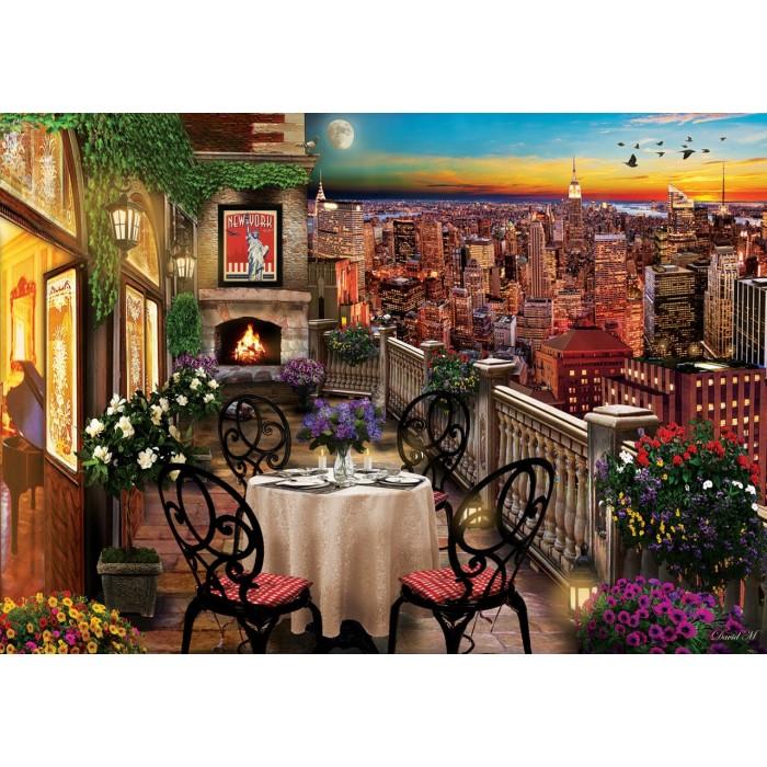 Dinner in New York