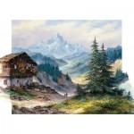 Puzzle  Art-Puzzle-5187 Green Valley