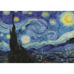 Puzzle  Art-Puzzle-5202 Vincent Van Gogh - Starry Night over the Rhône, 1888