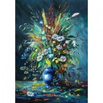 Puzzle  Art-Puzzle-5212 The Wild Flowers