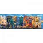 Puzzle  Art-Puzzle-5350 Color Town