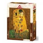 Puzzle  Art-Puzzle-5392 Gustav Klimt - The Kiss