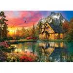 Puzzle  Art-Puzzle-5477 Four Seasons One Moment
