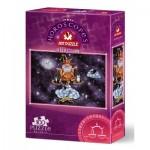 Puzzle  Art-Puzzle-5807 Horoscope - Libra