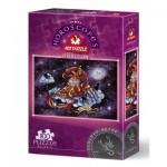 Puzzle  Art-Puzzle-5808 Horoscope - Scorpio