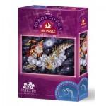 Puzzle  Art-Puzzle-5811 Horoscope - Aquarius