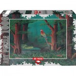 Puzzle  Art-Puzzle-61015 Ahmet Yesil - The Guest of the Forest