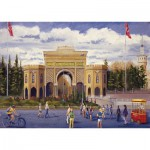 Puzzle  Art-Puzzle-81060 Turkey : Istanbul University