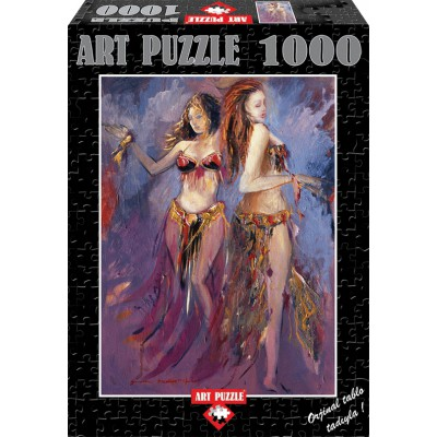 Puzzle Art-Puzzle-81061 Belly-Dancer
